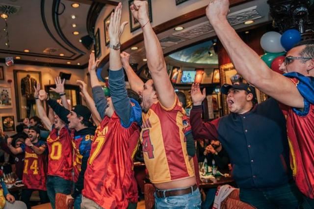 hard rock cafe roma intervista team hugo mora eventi speciali super bowl roma feste