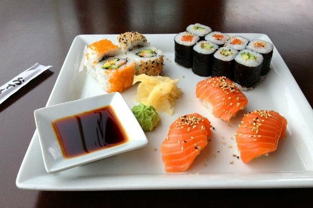dove mangiare sushi veneto
