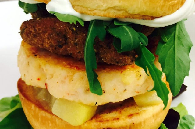 fish burger migliori veneto