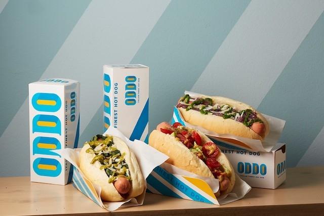 oddo hot dog