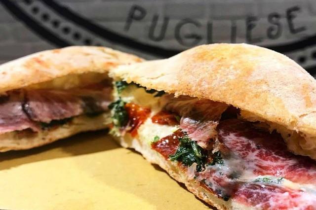 matò roma migliore cibo da strada regionale a roma street food pugliese puccia salentina focaccia barese rustico panzerotto