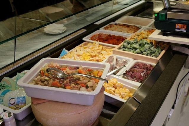 Dove il gusto questione di equilibri apre a treviso - Pizzeria la finestra treviso ...