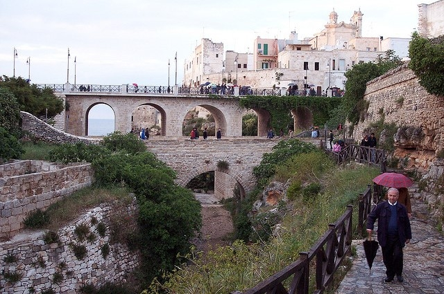 lama monachile ponte polignano a mare https://www.flickr.com/photos/bizz0k0/488918889/