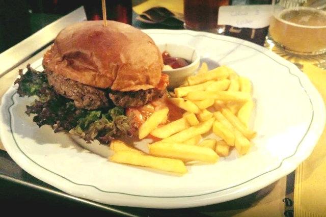 impronta birraia burger milano