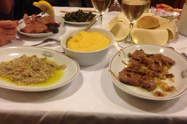ristoranti cucina tipica veneto