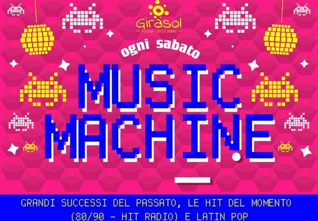 music machine locandina