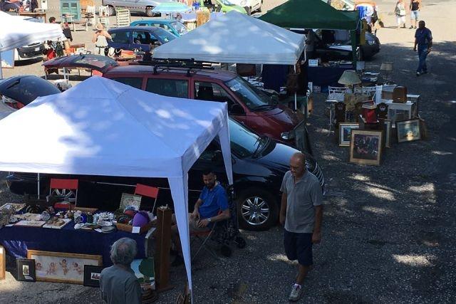 mercatino roma grottaferrata