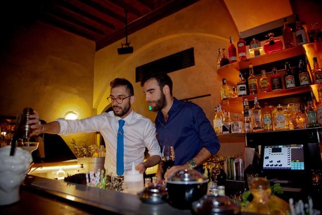 andrea pasquarelli socio inferno ristorante & lounge bar firenze foto fornita da simone secci