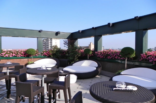 Stunning Hotel Cavalieri Milano Terrazza Photos - Design Trends 2017 ...