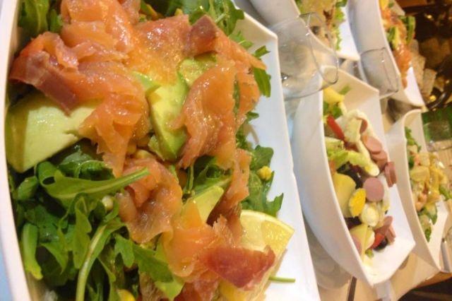 dove mangiare insalata a roma insalata ricca