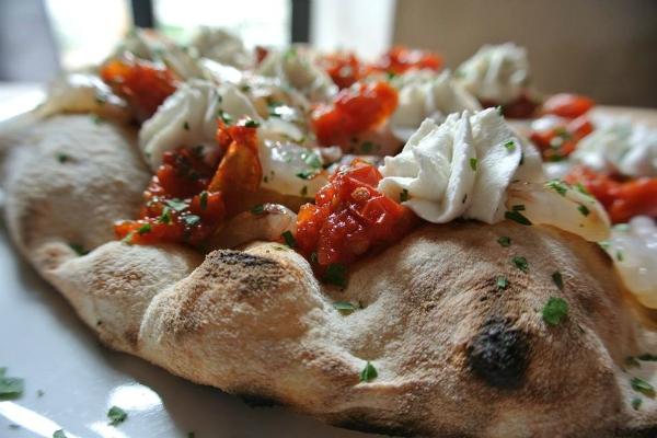 in fucina pizza gourmet chef pizzeria ristorante cena fuori al portuense roma migliori ristoranti pizzerie