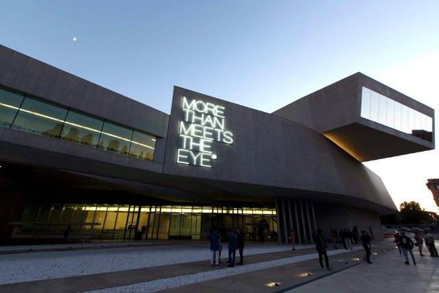 i musei d'arte contemporanea a roma https://www.facebook.com/museomaxxi/photos/a.487963941249.271049.166896816249/10153505489881250/?type=3&theater