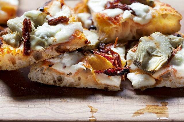 pizzerie con vista veneto