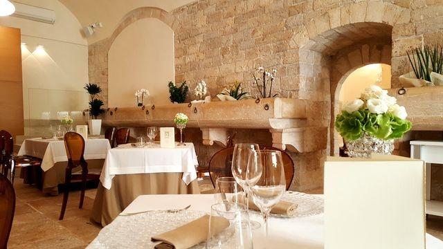 giardino broquier ristorante trani puglia