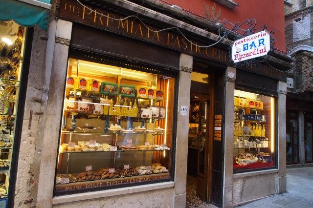 rizzardini, venezia, frittelle