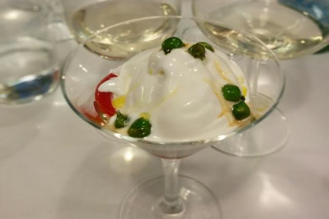 aecravate ristorante venezia pesce crudo gelato sorbetto