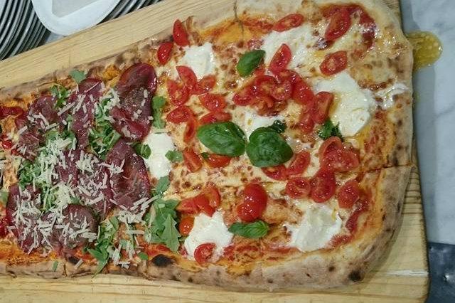 pizza alla pala veneto