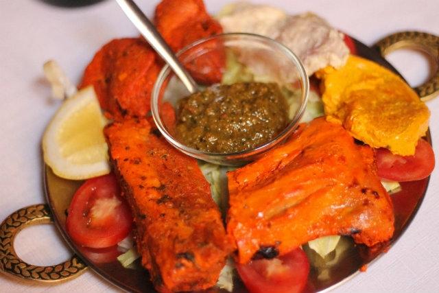 ristorante indiano a milano