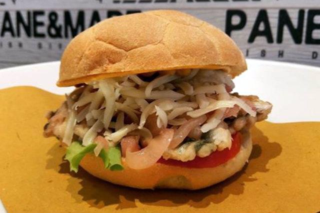 migliori fish burger veneto