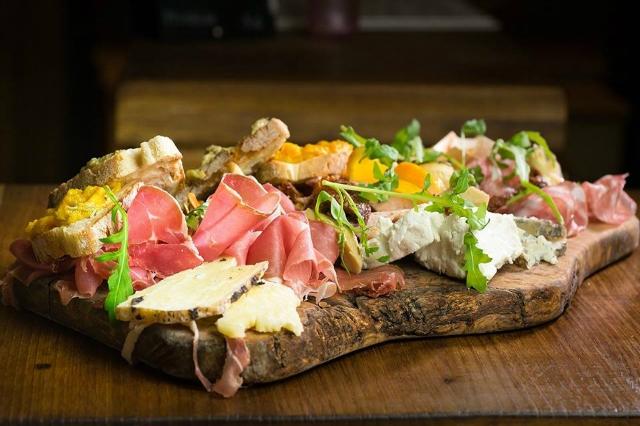 locanda del prosciutto roma migliori taglieri salumi e formaggi
