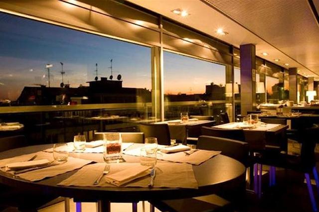 globe cafè milano vista panoramica