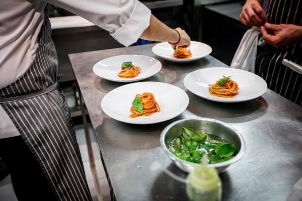 per me giulio terrinoni chef ristorante stella michelin 2017 nuove stelle michelin a roma gourmet tappi