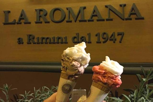 gelateria la romana franchising migliori gelaterie roma artigianale coni gianduia classifica