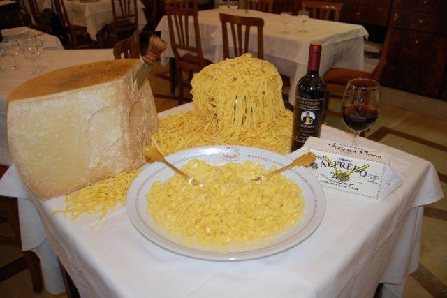 piatti tipici romani natale il vero alfredo