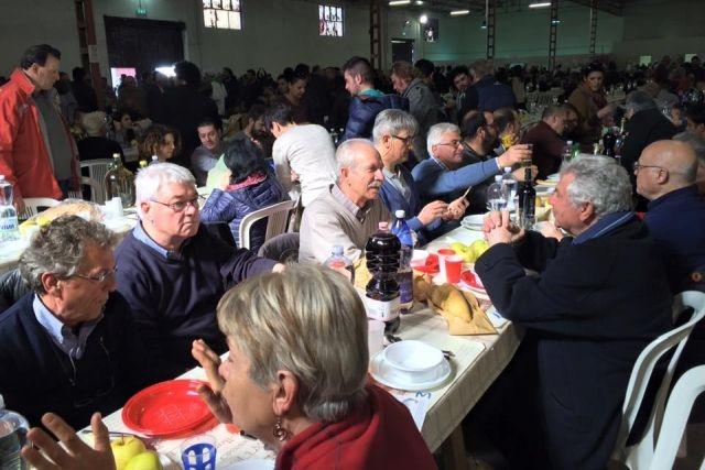 sagre eventi febbraio 2018 lazio pranzo del purgatorio