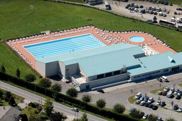 Le piscine all 39 aperto a treviso e provincia for Centro sportivo le piscine guastalla