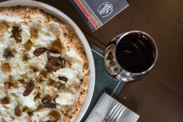 officina pizza e burger migliori pizzerie gourmet roma san giovanni marco lungo