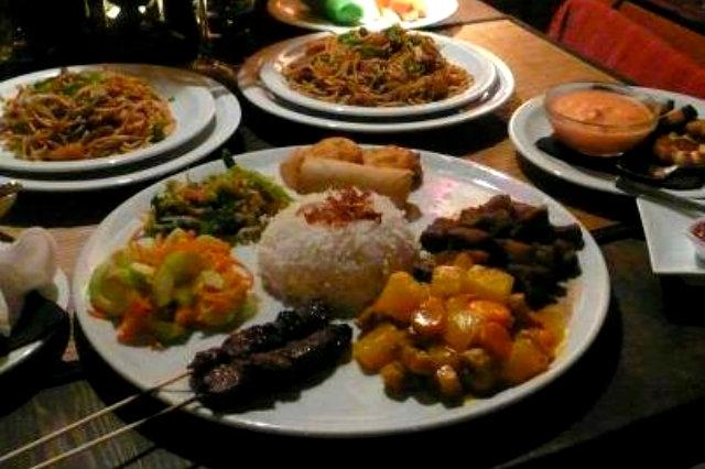 ristoranti etnici roma