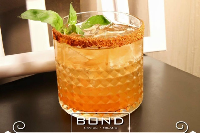 cocktail bond milano