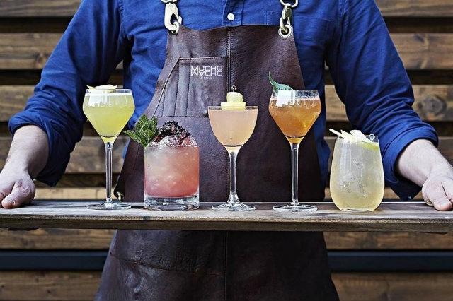 mucho macho cocktails