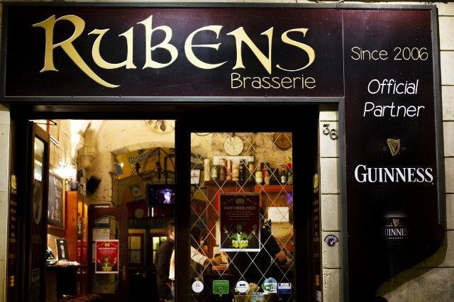 ruben's lecce brasserie