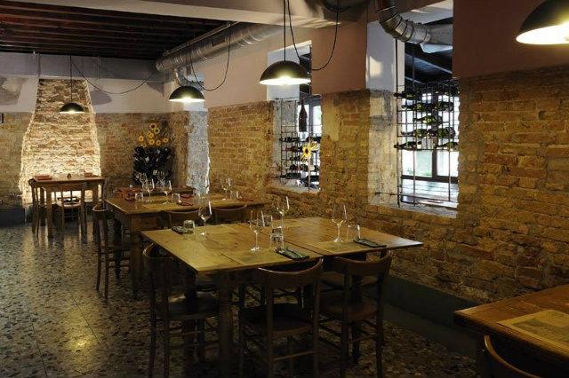 osteria antica ristoranti pesce treviso