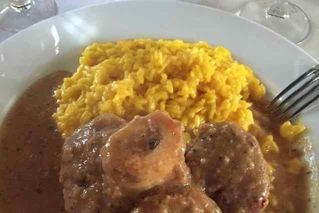 milano ristoranti risotto alla milanese ossobuco cucina tradizionale l'altra isola