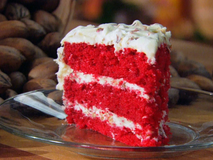 Red Velvet Wedding Cake Recipes From Scratch