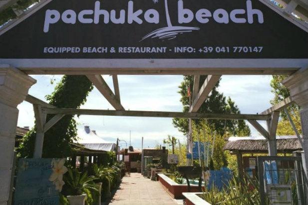 pachuka beach lido venezia