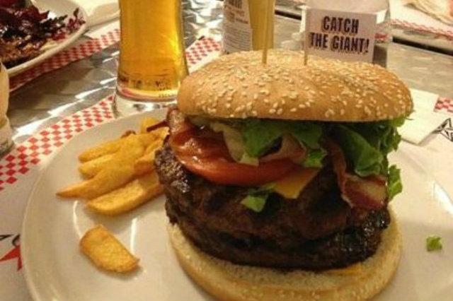 america graffiti diner pescara hamburger