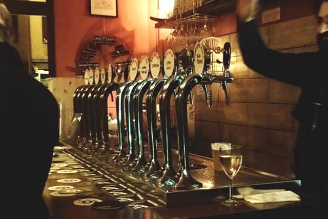 festina lente roma birre artigianali aperitivo