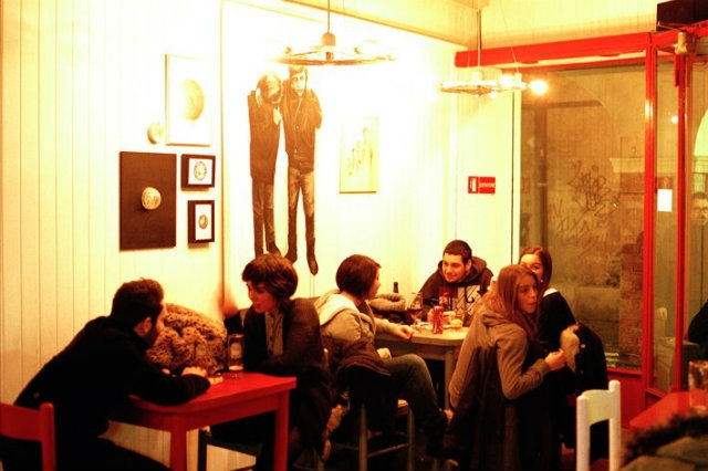 vintage bar padova