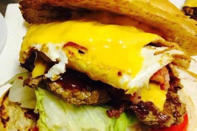 panino hamburger pescara