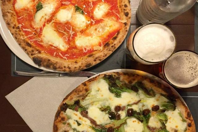 officina pizza & burger roma san giovanni migliori pizzerie marco lungo pizza gourmet forno a legna birra risto pub