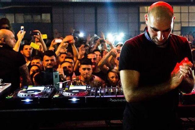 ballare a roma musica techno