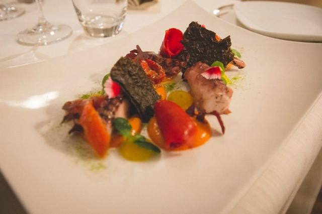 doppio ristorante trastevere piazza san cosimato giuseppe di iorio stellato chef gourmet tradizionale romano nuove aperture settembre 2017 a roma