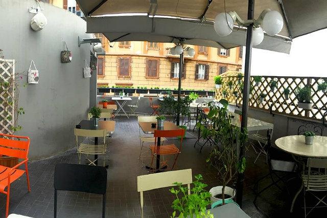 fermento roma terrazza