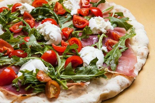 in grano veritas pizzeria nuovo salario roma roma nord migliori pizzerie gourmet d'asporto roma
