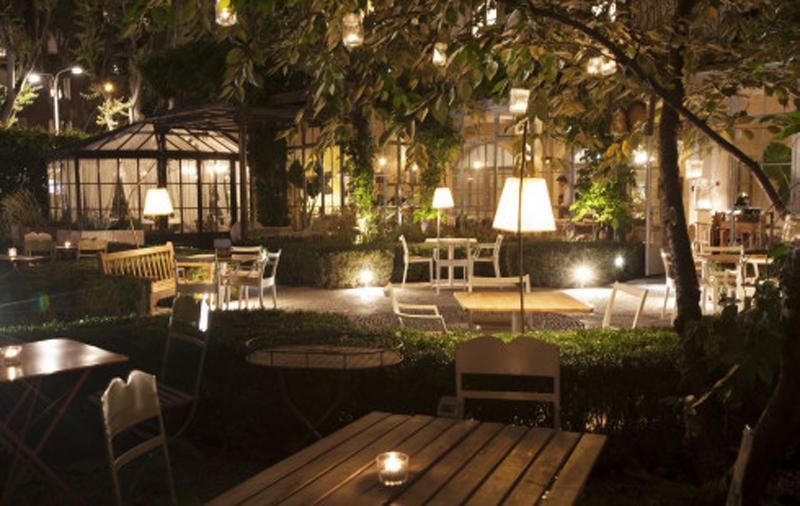I 10 ristoranti milanesi con giardino che preferisco - Ristorante con tavoli all aperto roma ...