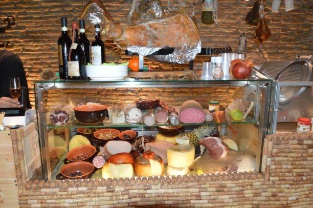 degustazione vini a roma la locanda del prosciutto